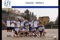 CALCIO - OPEN C