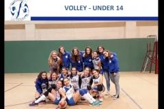 VOLLEY - UNDER 14
