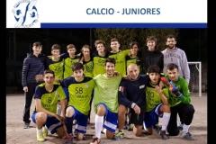 CALCIO - JUNIORES